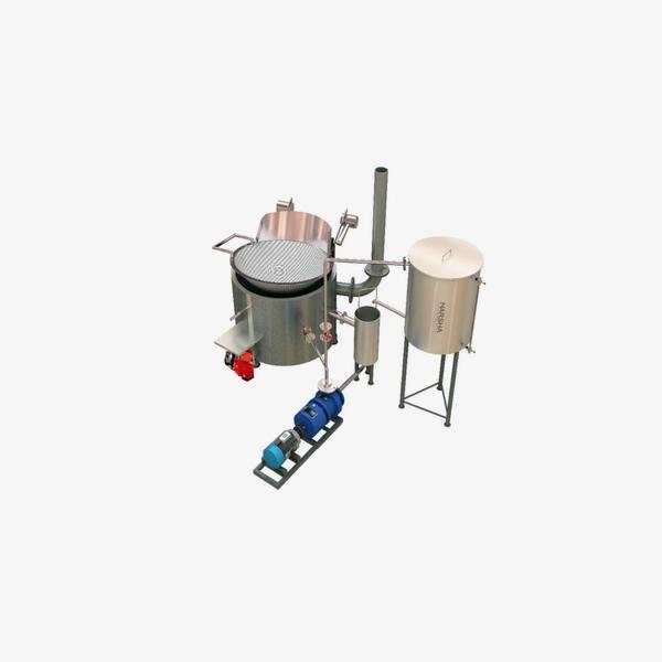 Circular-Frying-System