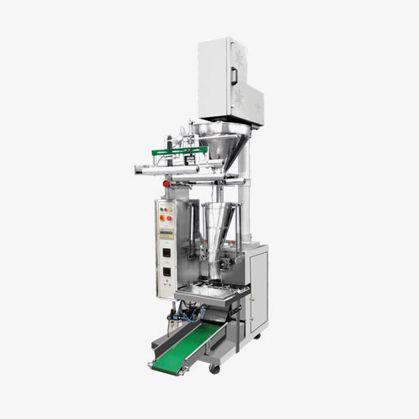 Half-Pneumatic-Auger-Filler-Machine